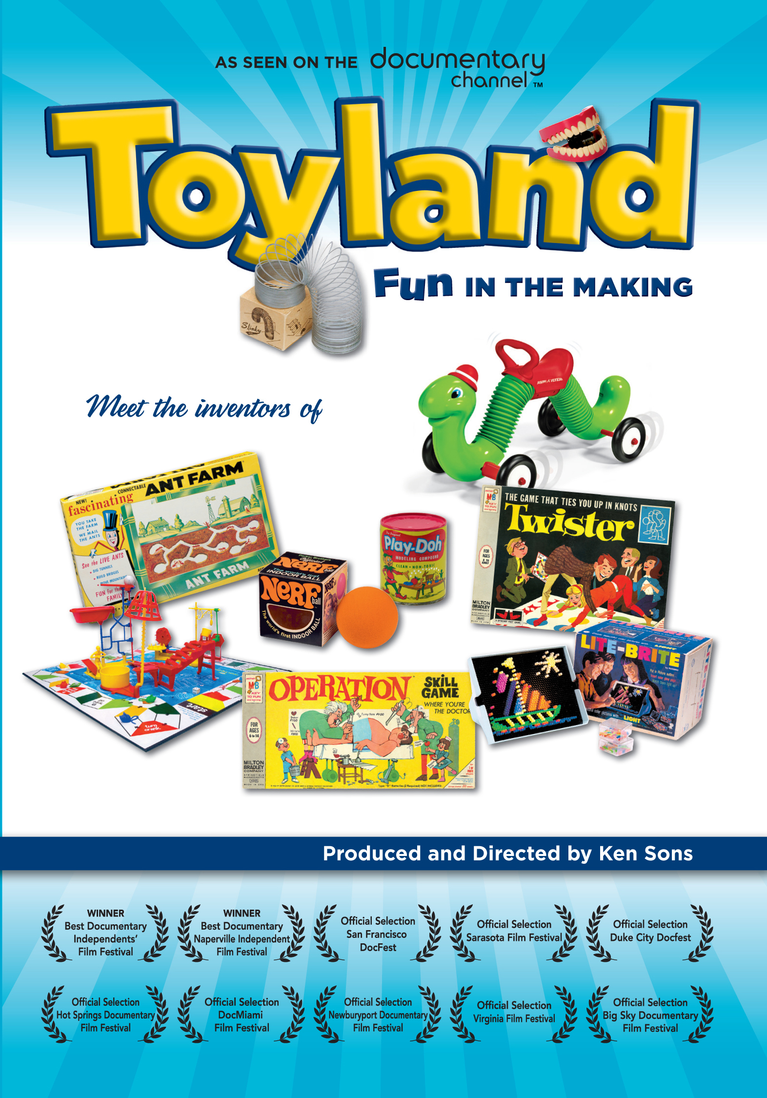 Image result for toyland fun in the making dvd